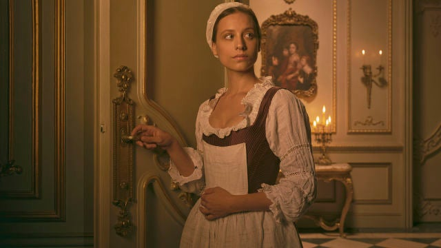Michelle Jenner es Clara Belmonte en 'La cocinera de Castamar'