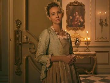 Paula Usero es Elisa en 'La cocinera de Castamar'