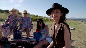 """Alba Gutiérrez: """"Marina viene con mucho amor y mucha bondad"""""""