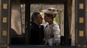 Diego de Castamar y Amelia Castro