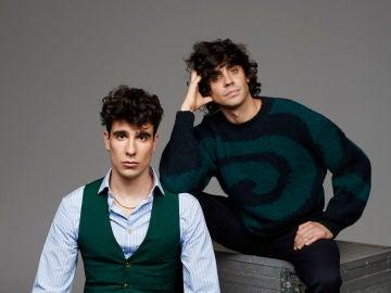 Javier Calvo y Javier Ambrossi, jurado de 'Drag Race España' en ATRESplayer PREMIUM