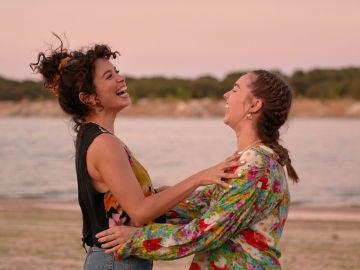 Amelia y Luisita, capítulo 6 temporada 3