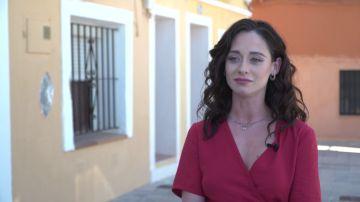 """Elena Rivera presenta a Alba: """"Busca hacer justicia, busca venganza"""""""