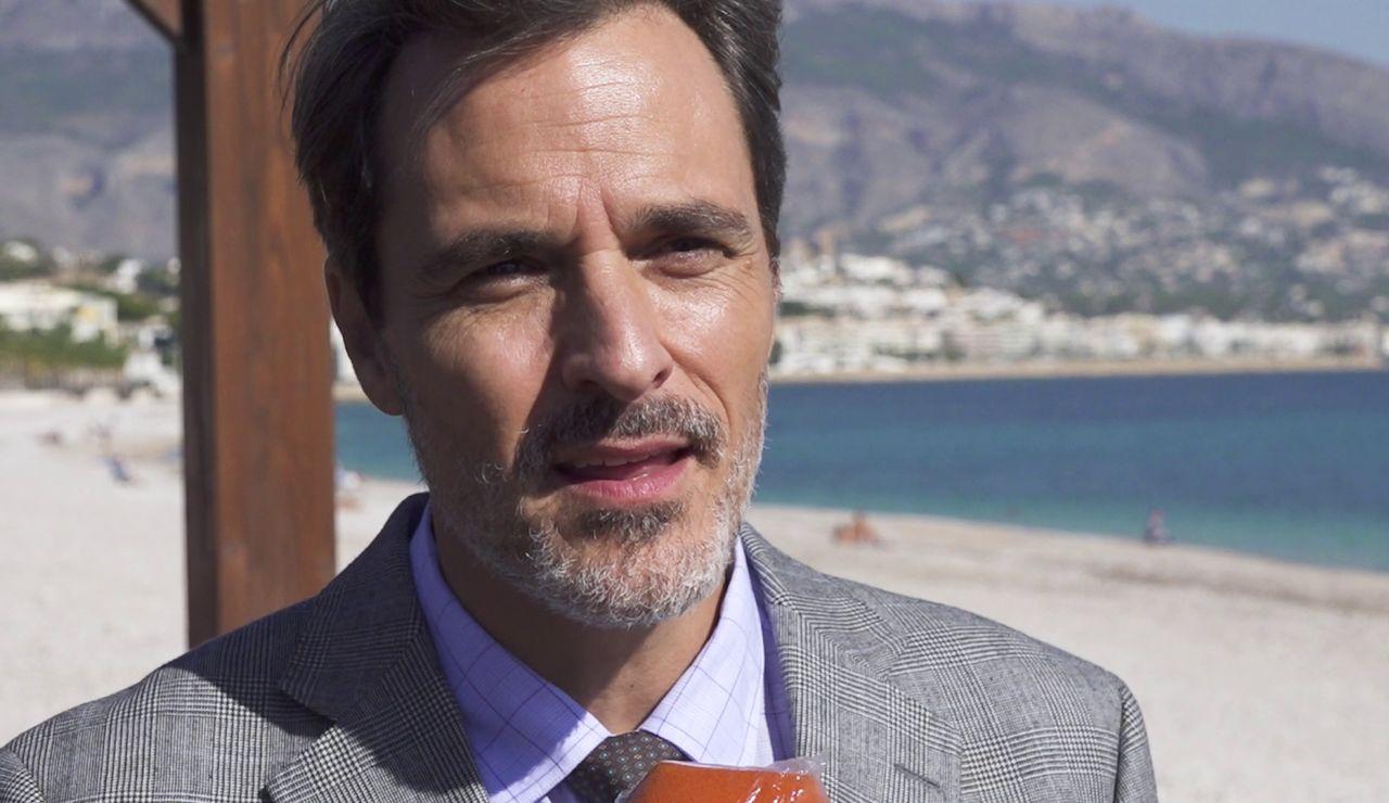 """Jordi Ballester da a conocer a Iván Entrerríos, su personaje en 'Alba': """"La familia Entrerríos es una familia con pocos escrúpulos"""""""