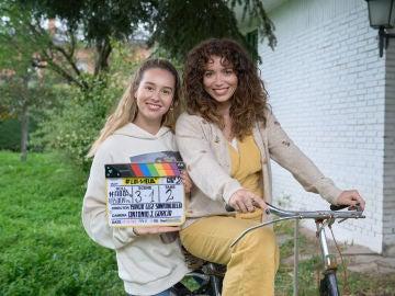Paula Usero y Carol Rovira, protagonistas de #Luimelia