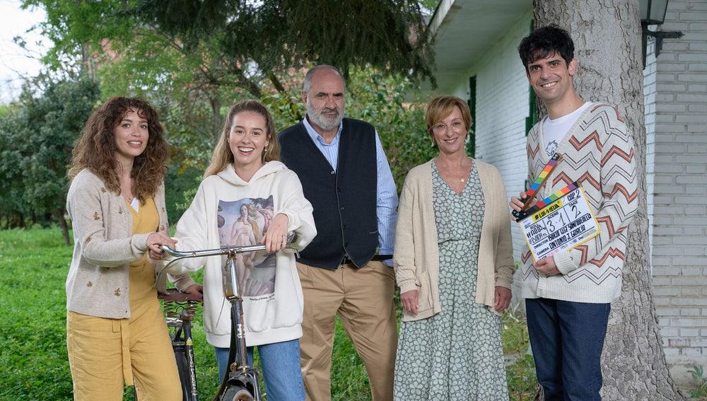 Primera imagen de la cuarta temporada de #Luimelia