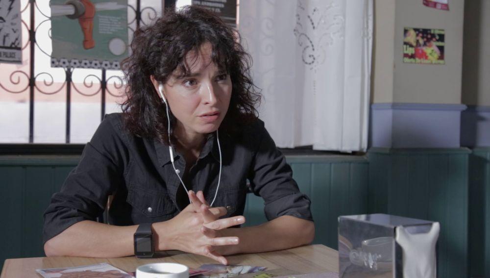 """La tensa conversación de Alba con la teniente Giner: """"Querría verlos muertos"""""""