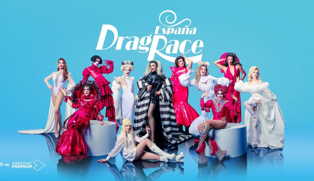 Conoce a las 10 reinas de la primera edición de 'Drag Race España', que llega a ATRESplayer PREMIUM en mayo