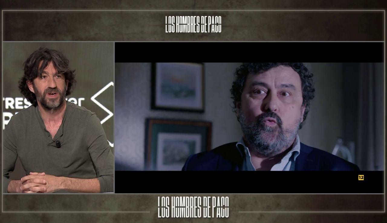 """Marc Cistaré resume el regreso de 'Los hombres de Paco': """"Vuelven sexys"""""""