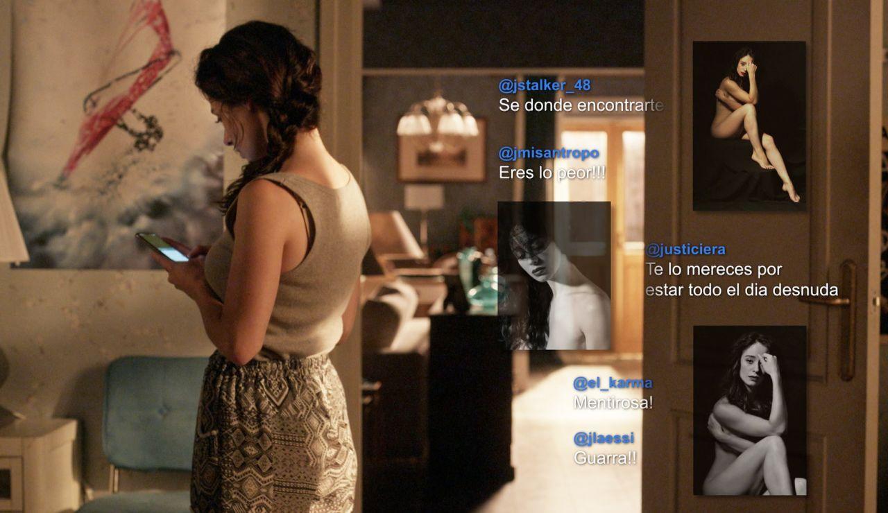 El ataque de los Entrerríos: filtran unas comprometidas fotos de Alba