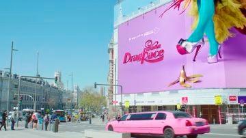 'Drag Race España' aterriza en el centro de Madrid junto a Supremme de Luxe