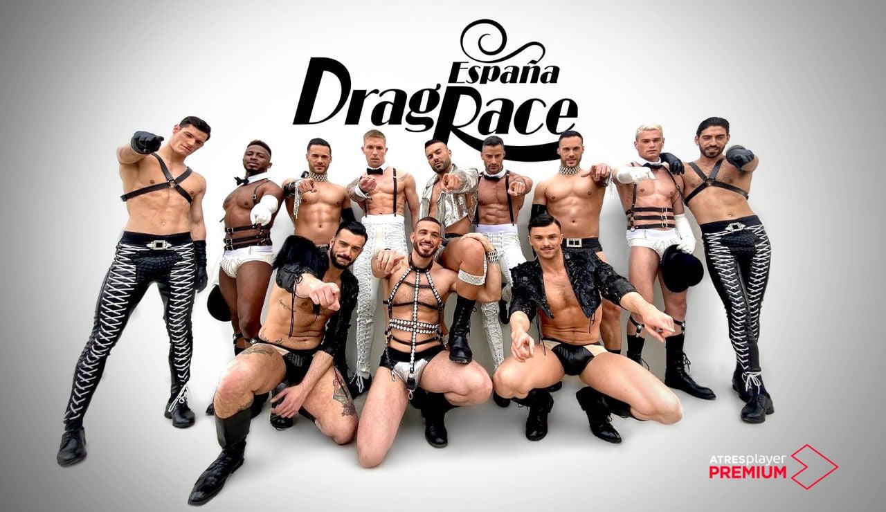 Descubre al espectacular pit crew de 'Drag Race España'