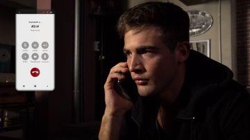 """La misteriosa llamada de Hugo a Alba en número oculto: """"Hay algo que no sabes…"""""""