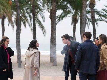 """En el próximo capítulo… Alba se enfrenta a Bruno delante de los Entrerríos: """"Tú eres el peor de todos"""""""