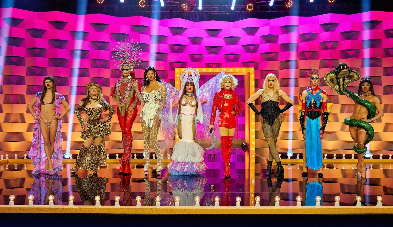 Tributo a La Veneno: la pasarela más ardiente de 'Drag Race España'