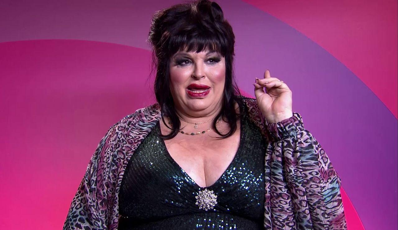 """Paca La Piraña, como invitada en el jurado de 'Drag Race España': """"Me ha recordado a mis tiempos de esplendor"""""""