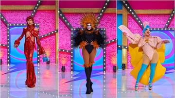 Las reinas eliminadas de 'Drag Race España' muestran sus looks para la triple pasarela