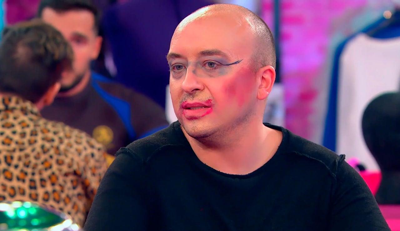 """Pupi Poisson, sobre la relación con su familia: """"Con mi madre no sale el tema gay, es tabú"""""""