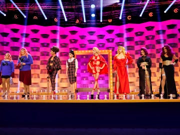 'Furia de titanas': la pasarela del gran makeover de 'Drag Race España'