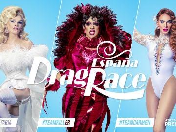 'Drag Race España' ya tiene finalistas y anuncia 'El reencuentro' para el próximo domingo en ATRESplayer PREMIUM