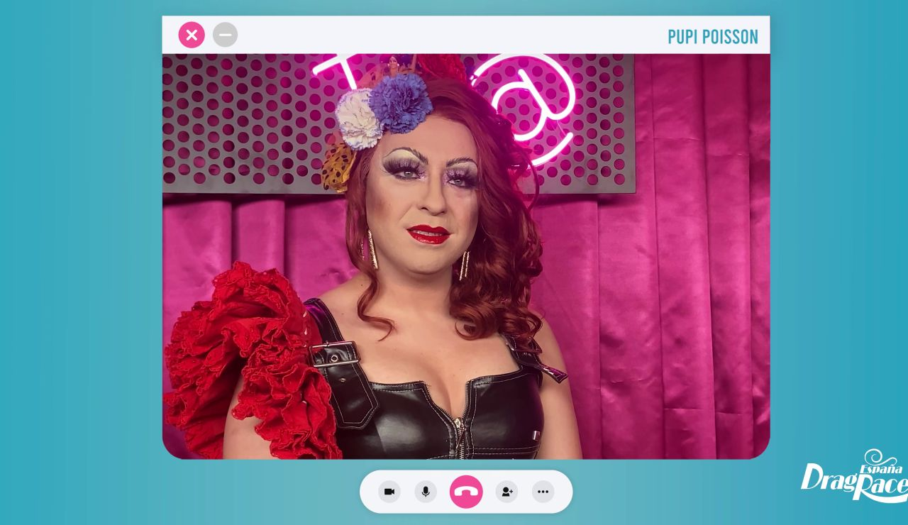 "Pupi Poisson, tras ser eliminada de 'Drag Race España': ""No quiero definirme"""