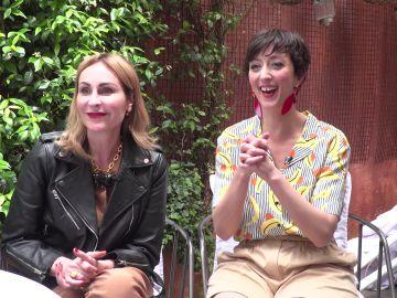 Ana Milán y Pilar Bergés