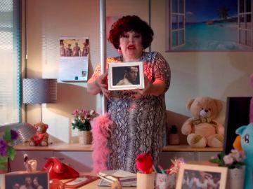 """Paca La Piraña se estrena con el pole dance para 'Toy Boy': """"Me voy a poner morada"""""""