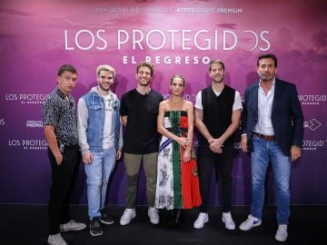 ¿Dónde puedo ver el preestreno de 'Los Protegidos: el regreso?