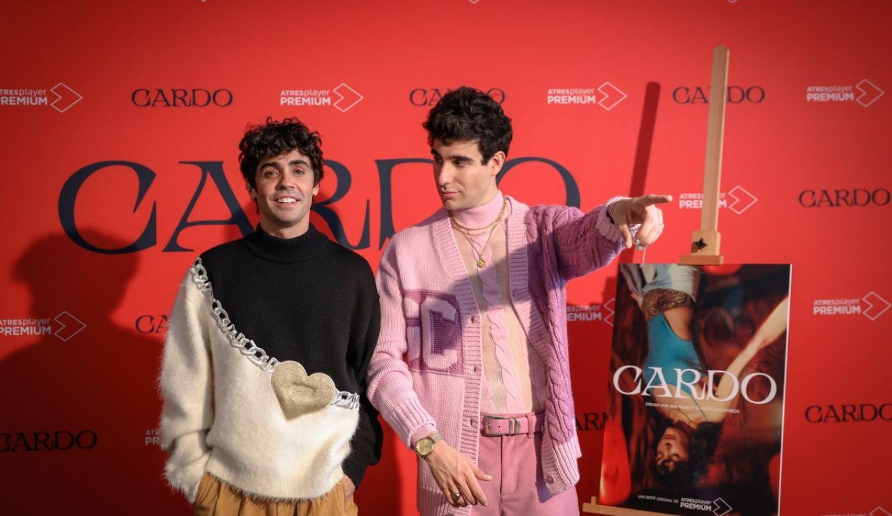 Javier Calvo y Javier Ambrossi en 'Cardo'