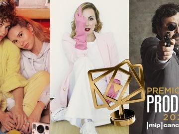 '# Luimelia 4', 'By Ana Milán 2' y 'Los hombres de Paco', finalistas como 'Mejor Serie de Comedia' en los premios PRODU 2021