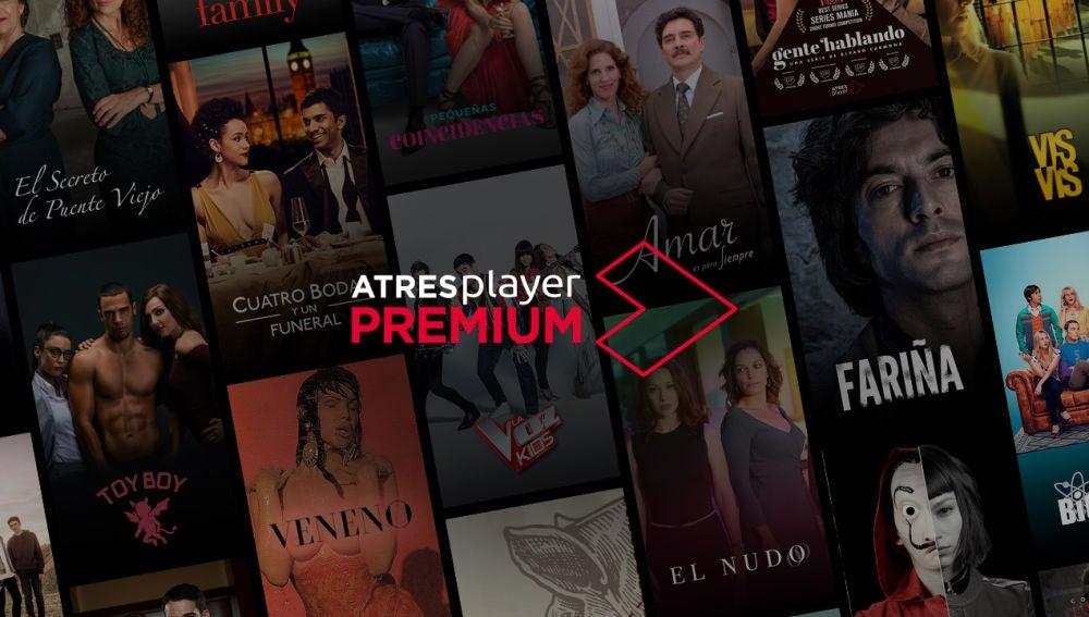 ATRESplayer Premium - La primera televisión española bajo demanda