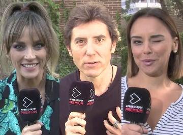 Los rostros de Atresmedia, entusiasmados con el estreno de 'Cuatro bodas y un funeral'
