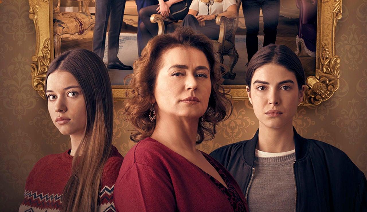¿Quiénes son los actores de 'La Señora Fazilet y sus hijas'?