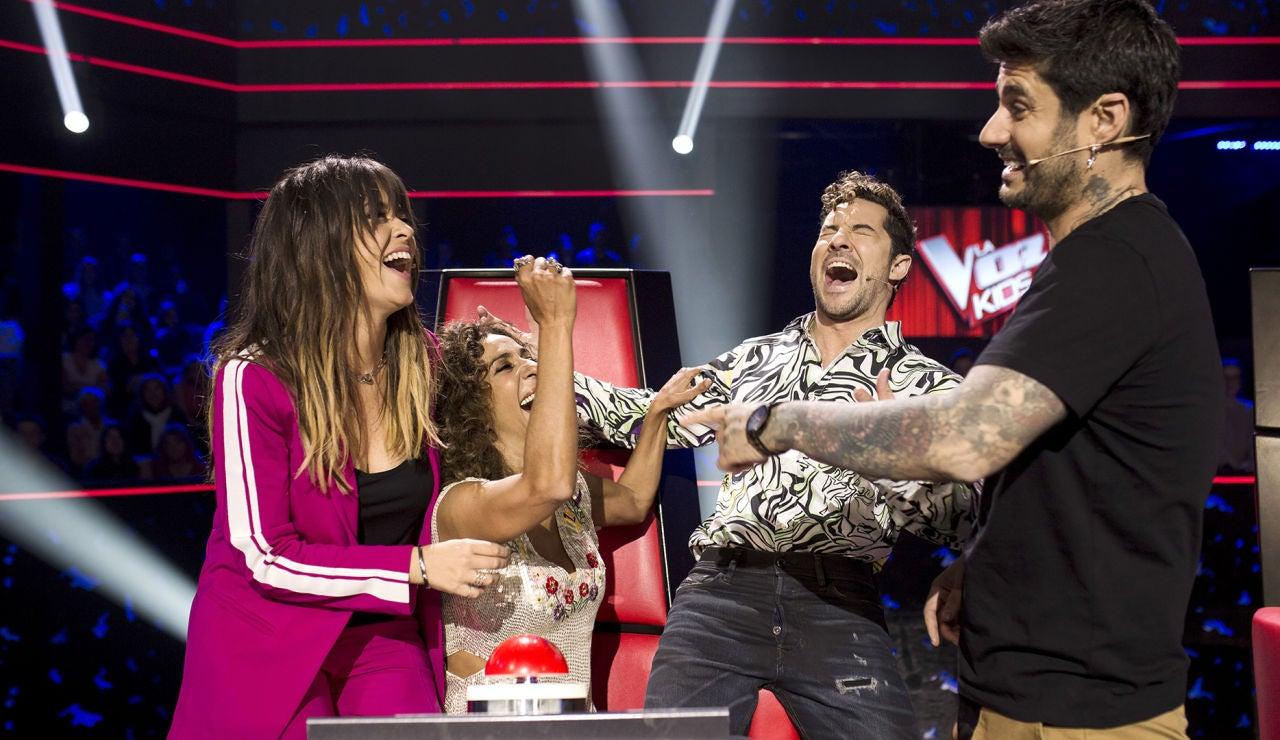 La próxima semana, llega la Semifinal con actuaciones de ensueño y decisiones llenas de emoción a 'La Voz Kids'