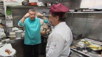 'Pesadilla en la cocina: Reina Mariana'