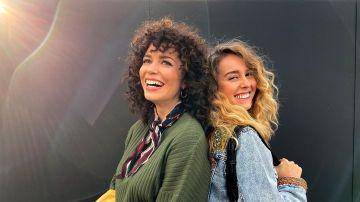 Carol Rovira y Paula Usero son Amelia y Luisita en #Luimelia, nueva serie original de ATRESplayer PREMIUM