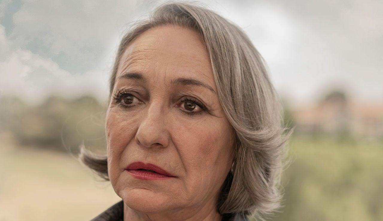 Luisa Gavasa es Miriam en 'El Nudo'