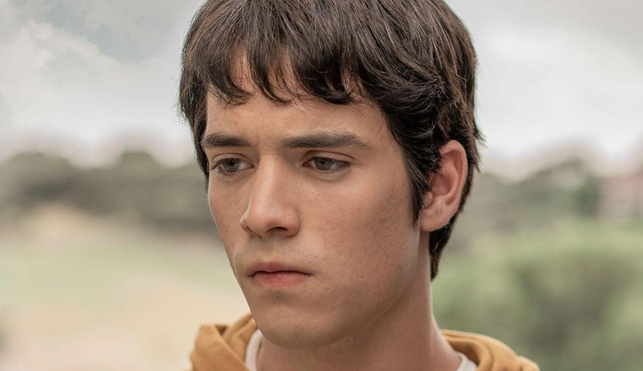 Marcos Ruiz es Nico en 'El Nudo'