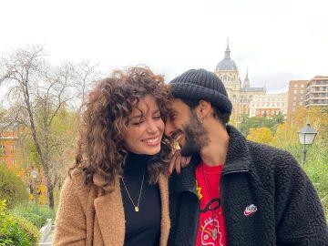 Carol Rovira y Jonás Beramí en #Luimelia