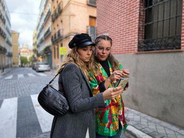 Paula Usero y Lucía Martín Abello en #Luimelia
