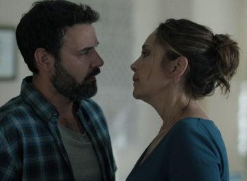 Rebeca le confiesa sus sentimientos a Sergio