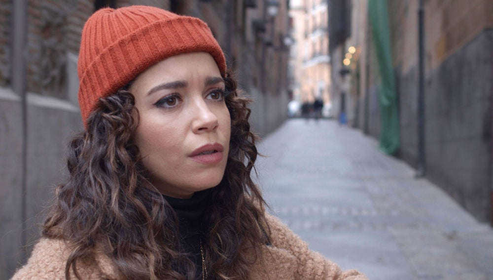 Carol Rovira es Amelia Ledesma en #Luimelia