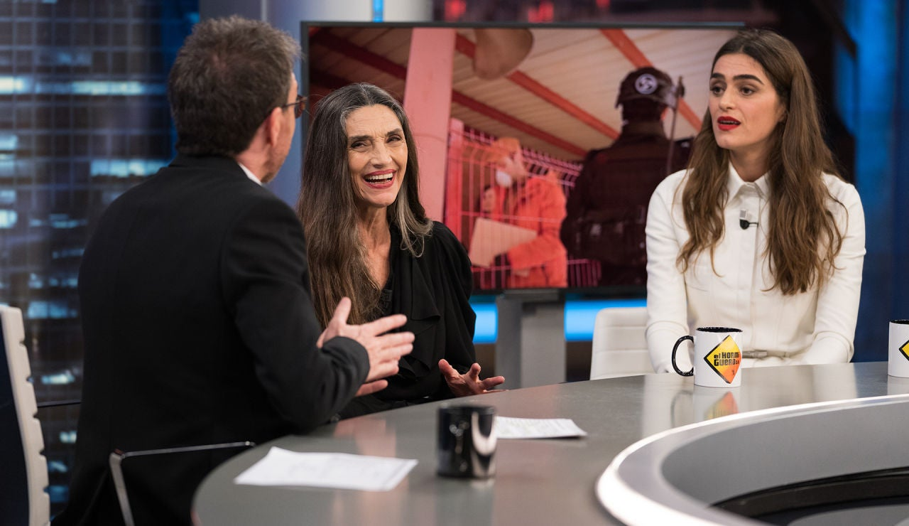 'La Valla', el proyecto que une por primera vez en una serie a Ángela Molina y Olivia Molina