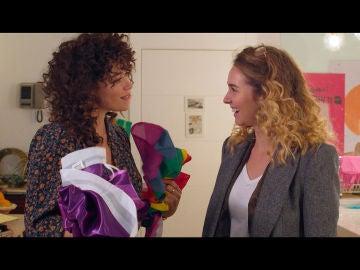 Amelia y Luisita, unidas por la lucha