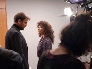Así se grabó el casting que revolucionó la lucha de Amelia