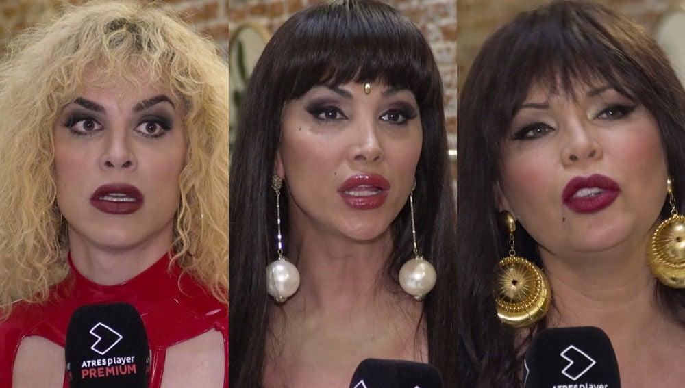 Las tres actrices protagonistas desvelan los motivos por los que no te puedes perder el estreno de 'Veneno' este domingo en ATRESplayer PREMIUM