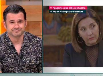 Iñaki López destaca una de las grandes anécdotas de Cristina Zubillaga, expareja de Joaquín Sabina, en 'Pongamos que hablo de Sabina'