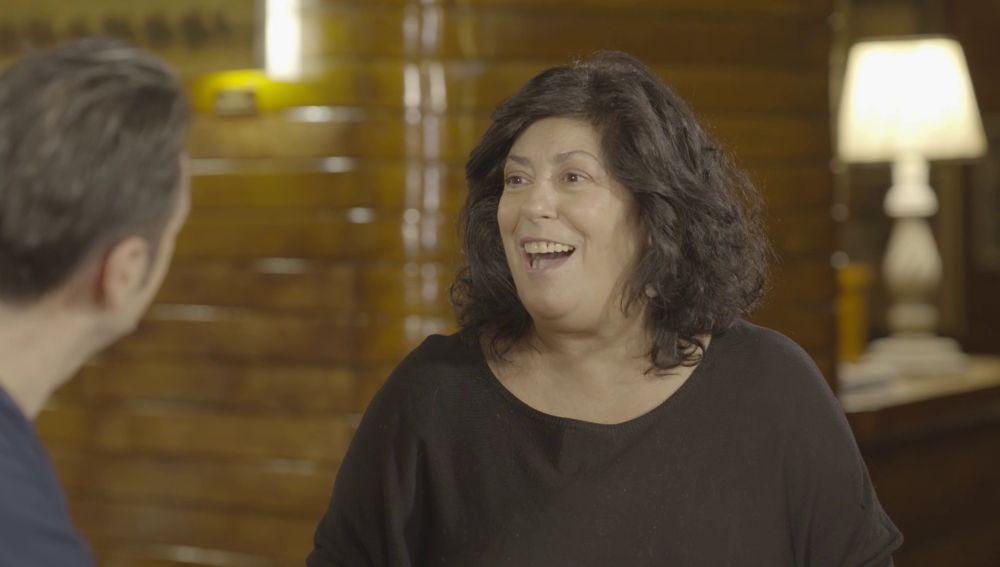Almudena Grandes en 'Pongamos que hablo de Sabina'