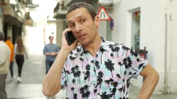 Pablo Derqui es Tony en 'Benidorm'