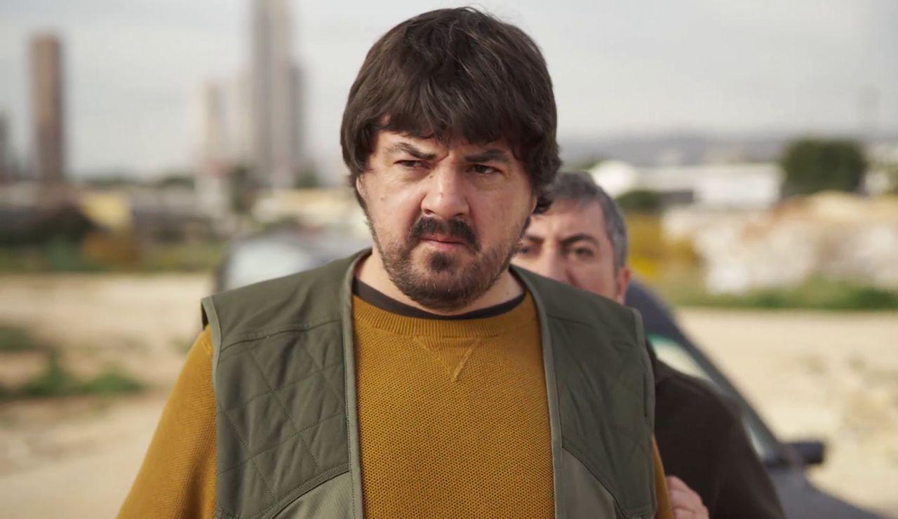 Andoni Agirregomezkorta es Patxi en 'Benidorm'